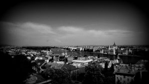 Budapest in Black and White by rinbdsh
