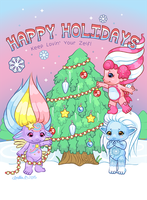 Vector - Holiday Zelfs by firstfear