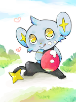 shinx by firegold2323