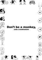 Don't be a monkey by dopehatx