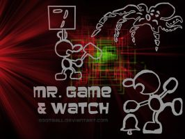 game and watch by sootball