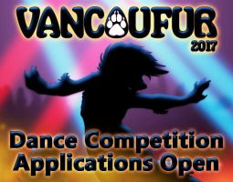 VF2017 - Dance Comp Applications OPEN by Vancoufur