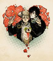 Sherlock: Hurt him to save him by sweetlittlekitty