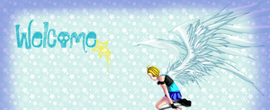 A new banner, which matches by teaunicorn