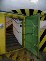 Nuclear Bunker Steintorwall P.5 by someoneabletofindana