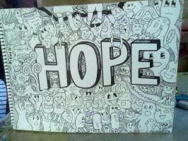 HOPE (2) by justayelbee