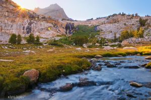 Saddle Bag Lake River by ExplicitStudios
