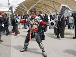 League of Legends Draven MCM May '13 by KaniKaniza