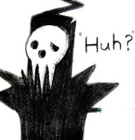 Lord Death - Huh? by tabbycat1212