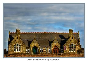 The Old Schoolhouse by SnapperRod