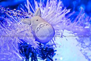 Totoro Charm by MissLoony