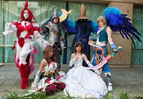Otakon FFIX Adventure by zantaff