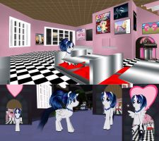 Fifi Pony - Second Life 2 by Fificat