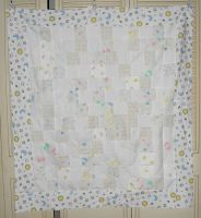 Rhyme-less Nursery Quilt Top by UrsulaPatch