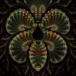 Iron Butterfly by auntDevi