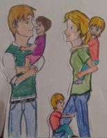 Mommy's boys and daddy's girl by allison767