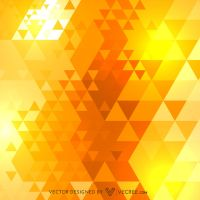 Golden Shiny Pattern Free Vector by vecree