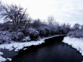 Hoarfrost River by Canthgyl