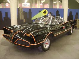 George Barris Batmobile 001 by LittleBigDave