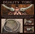 Duality Torc by Illahie