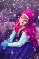 Frozen - Princess Anna of Arendelle by Eli-Cosplay