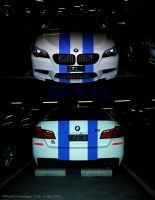BMW M5 by DavidGrieninger