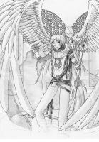 .the twice-named angel by llyse