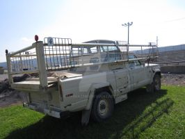 Jeep Pickup Truck by canona2200