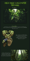 Hulk Rage Tutorial by GFX-3ngine