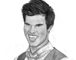 Taylor Lautner by Ashlee41988