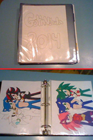 My Notebook Drawings by GothNebula