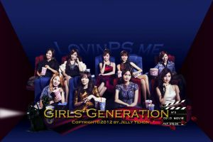 121002 Girls Generation by dianahon90