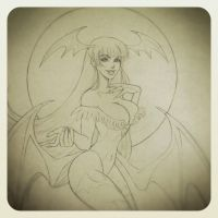 morrigan by RevolutionGraphics