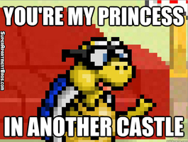 Video Game Valentines 2: In Another Castle by SuperApartmentBros