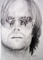 Jared in Sunglasses/Supernatural by hsr62