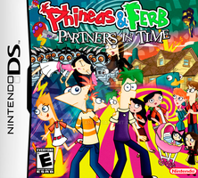 Phineas and Ferb Partners in Time by mariefan