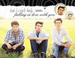 Jonas Brothers by ownthesunshine