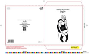 Molly - 45 RPM Record Sleeve by sergefoglio