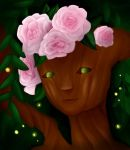 Willow Fireflies by Cannibal--Muffin