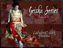 Geisha Fallen PACK by themuseslibrary