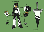 Gemsona - Sardon Nyx by moralde10