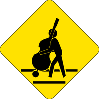 Bass Crossing by aurelias