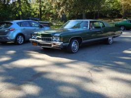 1972 Chevrolet Caprice by Brooklyn47