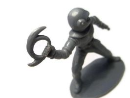 Vintage toys - astronaut by OMEGA86