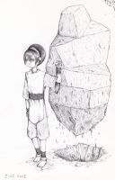 Toph by The-DarkBunny