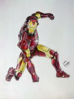 iron men by subhy