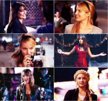 Glee - AU Faberry by Before-I-Sleep