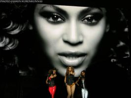 Beyonce Live Sweden 7 by Apocalypticaa