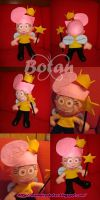 Wanda plush version by Momoiro-Botan