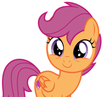 Vector #559 - Scootaloo #7 by DashieSparkle